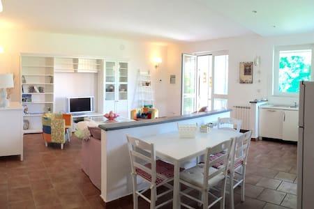 appartamento con giardino, 20 minuti dalle 5 Terre - Polverara - อพาร์ทเมนท์
