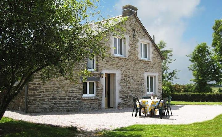 Maison Bleue - Gite traditionnel breton
