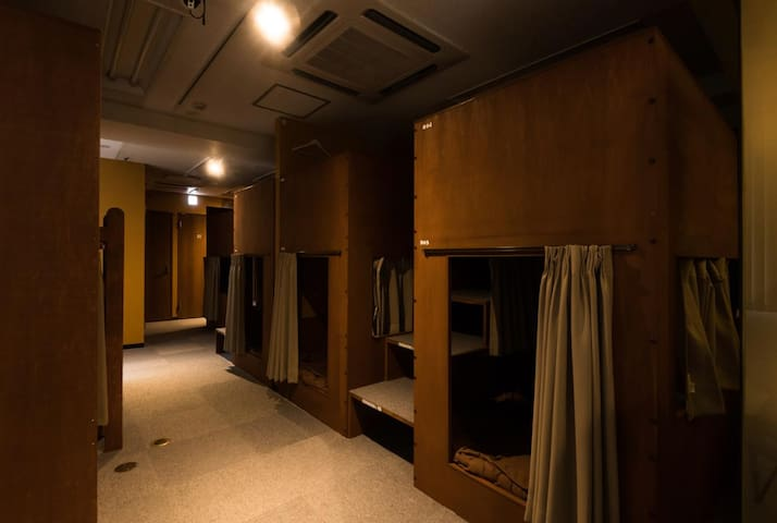 【Female dormitory】Higashi-Nihonbashi st. 3min walk