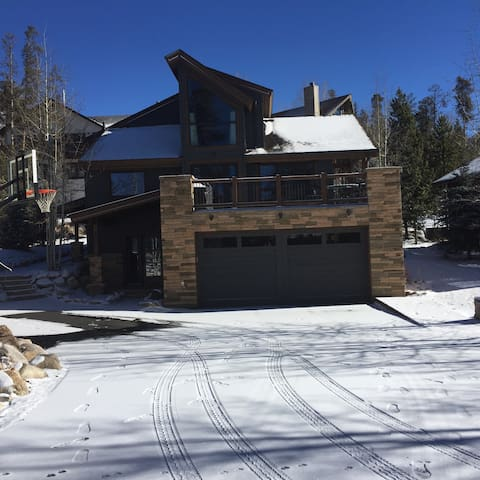 Perfect for small family of skiers - Keystone
