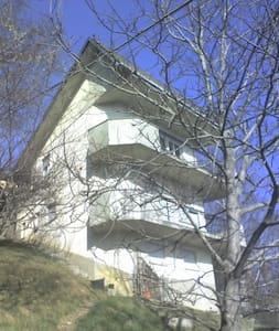 Casa vacanze e relax a Fuipiano valle Imagna - Fuipiano Valle Imagna - Apartamento