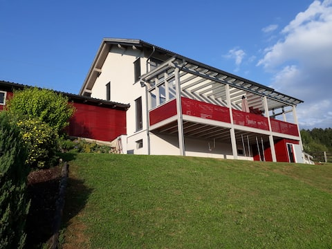 Ferienhaus Vogl im steirischen Zirbenland