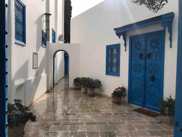 The Annex, Guest Apartment, Sidi Bou Saïd, Tunis