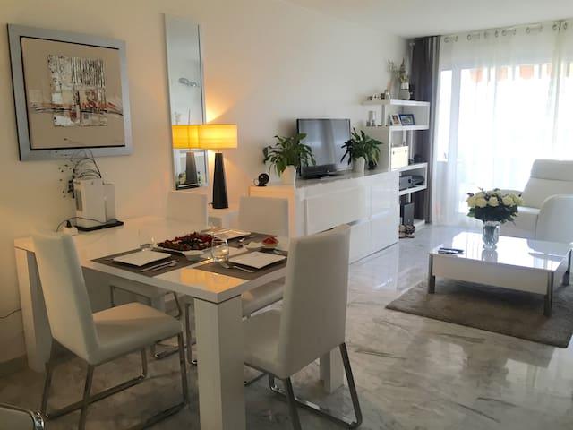 Magnifique 2P au coeur de Juan les Pins - Antibes - Apartament