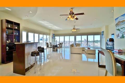 View Talay 6 Huge Top Fl Corner Suite Best Seaview