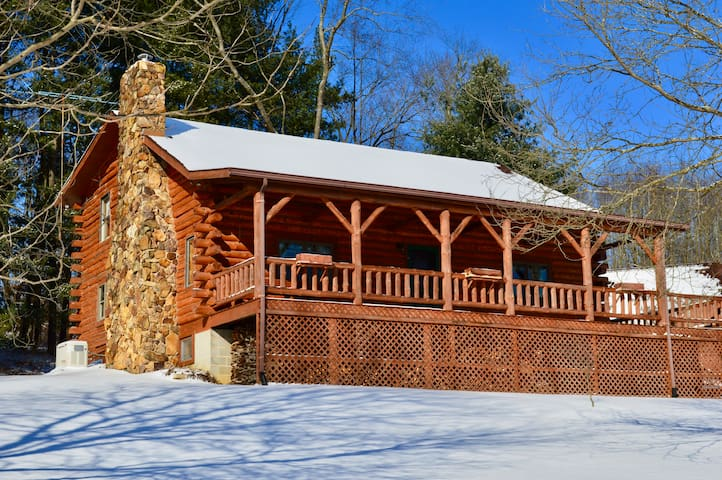 Babble Brook Lodge at Mohican