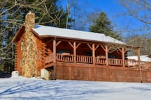 The Lodge at Babble Brook Near Mohican State Park