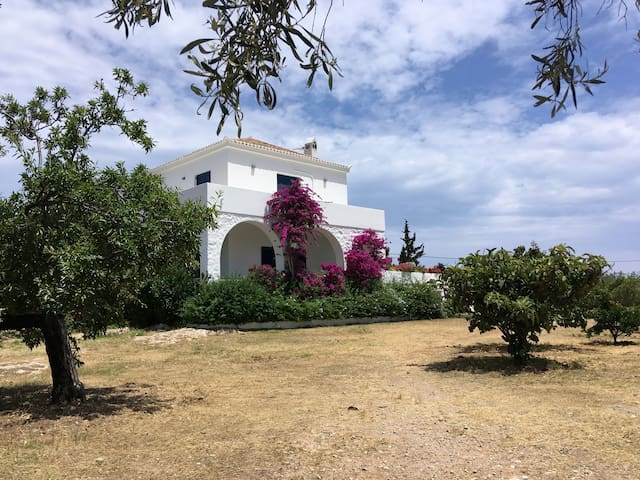Villa Areti, Old Harbor