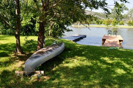 Waterfront 3BR Inks Lake House - Burnet - Casa