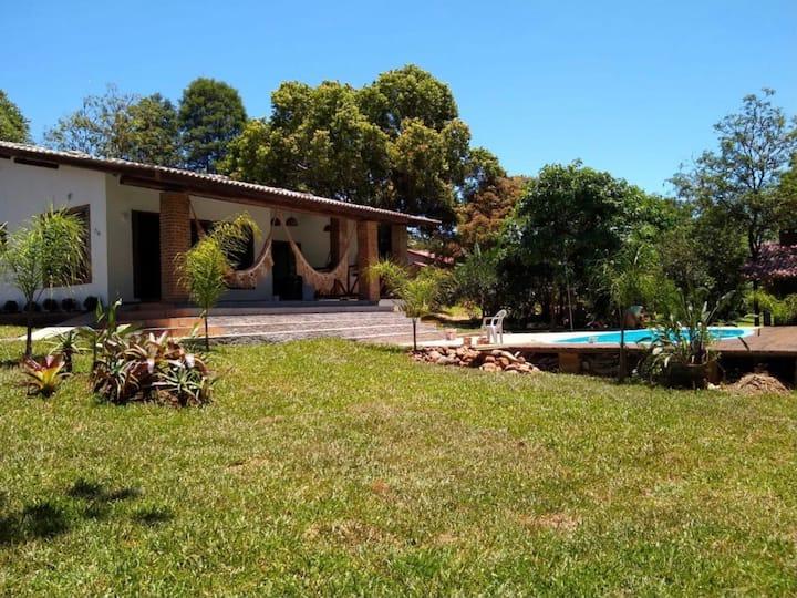 Casa Mar- Moradas Recanto do Sossego com piscina