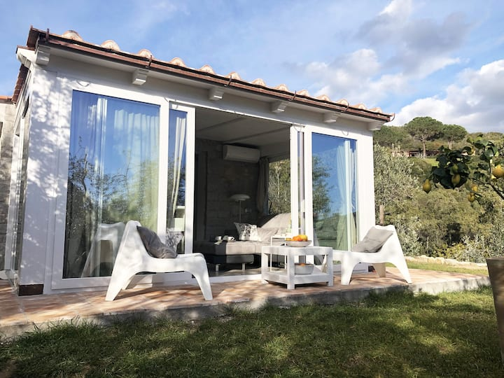Relax in the countryside near the sea(Olivo)