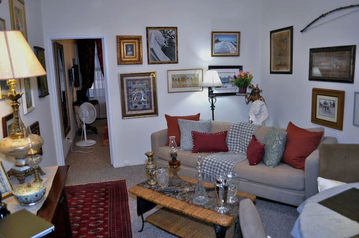 TIMES SQUARE &1 LARGE BEDROOM ( MONTHLY 30 % OFF ) - Nueva York - Apartamento