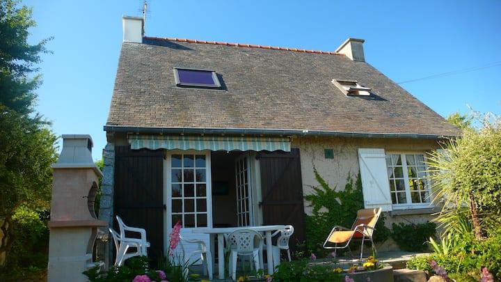 Villa An Houlen, à Saint Malo