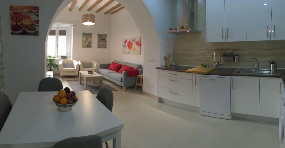 Precioso apartamento en el centro de Cádiz