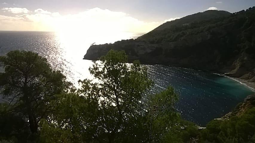 Habitación Doble cerca del centro de Ibiza