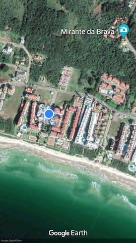 Acomodação Privilegiada em ilha S/C Sul do Brasil!