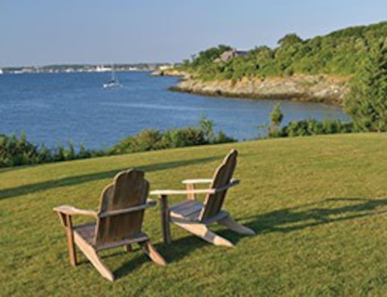 Newport Harbor Sites