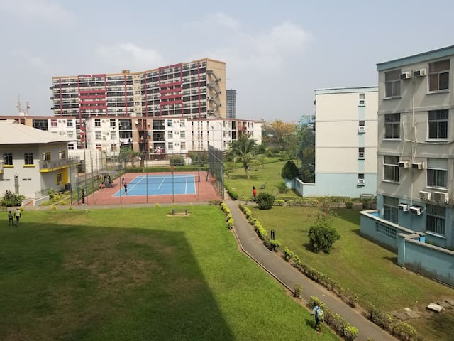 Lovely apartment in Victoria Island