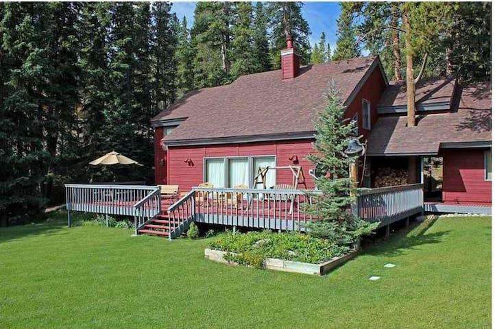 4 Bd/3 Bth Lake View Mountain Home - Blue River - House