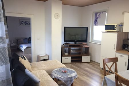 Sam´s Attractive two-room apartment - Ludwigshafen am Rhein - 公寓