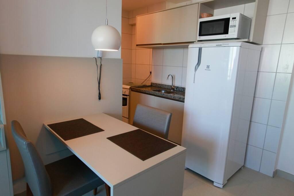 Cozinha (imagem meramente ilustrativa).