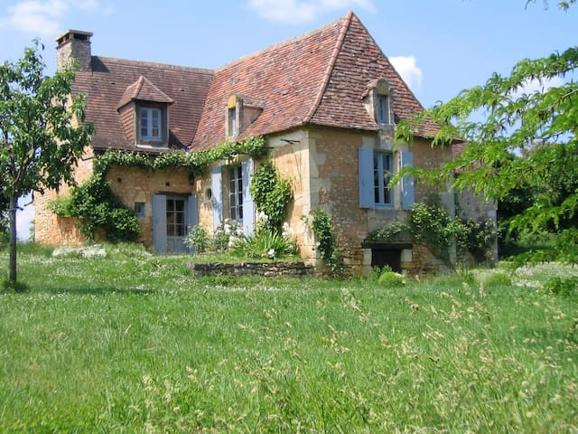 Périgourdine house for 4/5 p.