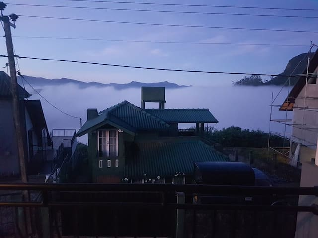 The Misty Clouds
