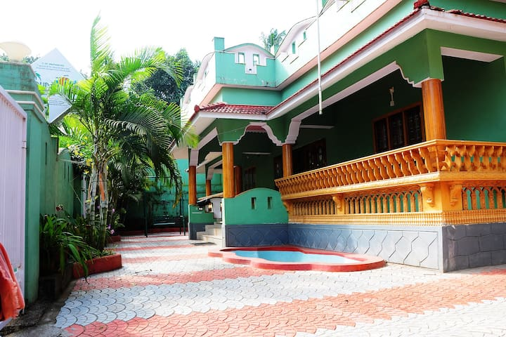 County Pep Holiday Home , Wayanad - IN - Villa