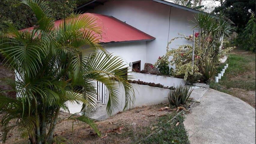 Casa de campo, cerca de playa