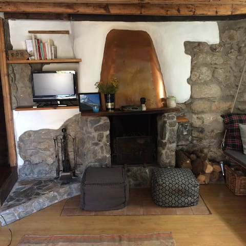 Casa de pueblo en Cerdaña Francesa, Caldegas. - Bourg-Madame - Talo
