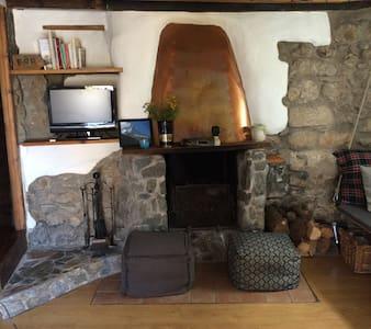 Casa de pueblo en Cerdaña Francesa, Caldegas. - Bourg-Madame