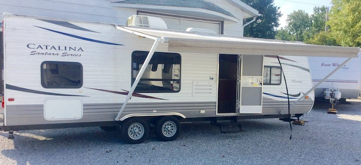 RV Rentals Eclipse Southern Illinois EPICENTER SP4
