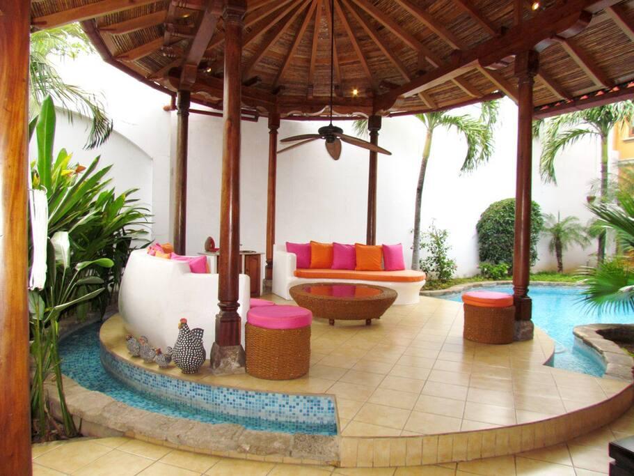 Casa agualuna casas en alquiler en granada granada nicaragua - Casas en alquiler granada ...