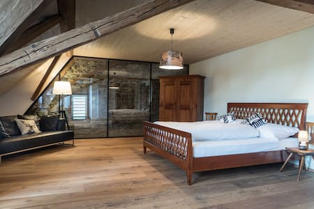 Leben in einem  Haus mit Charme - Menziken - Bed & Breakfast