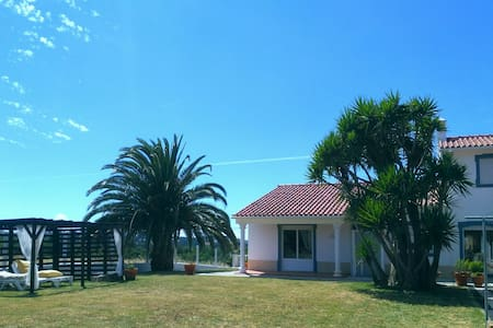 Quinta-da-Carrila | Summer House | Entire Villa - Turquel