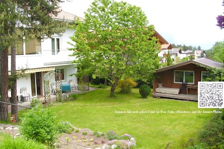 House Ruth, 75 sqm, Guided hiking, biking possible - Obsteig - Apartment