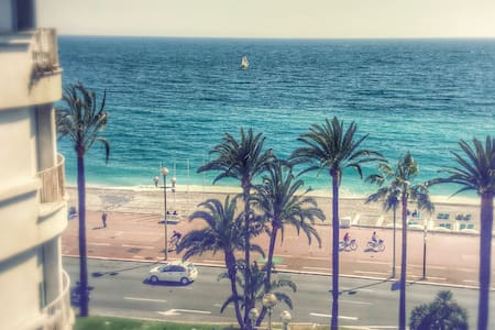 Crazy Sea View City Center Promenade des Anglais