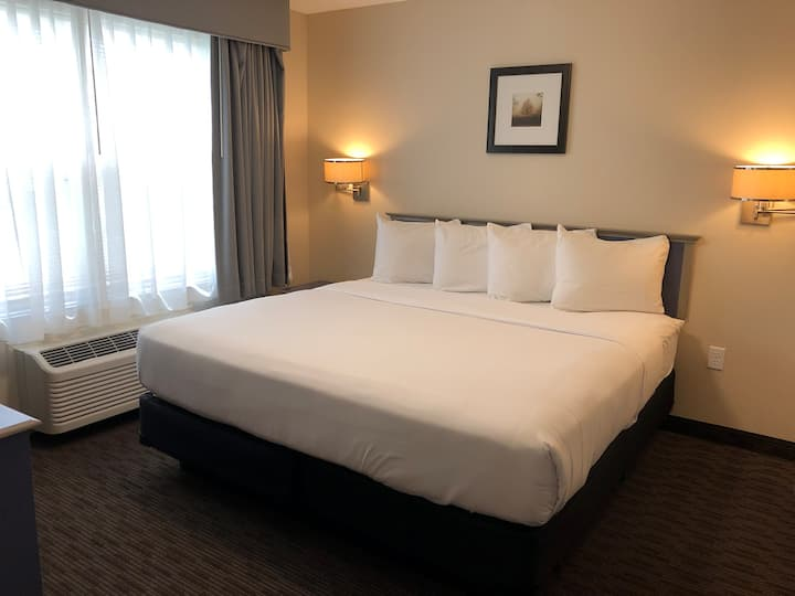 1 BR Suite - Independence Stay of Marinete RM 101