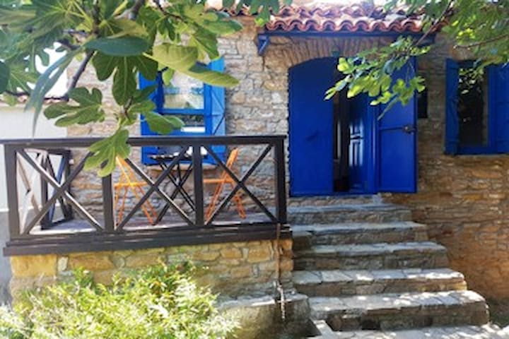 GÖKÇEADA  Rum Taş Evi - IMBROS Greek Stone House