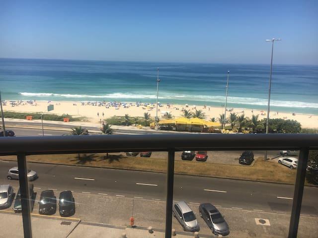 Maravilhosa suíte Frente Mar!!! - Rio de Janeiro - Daire
