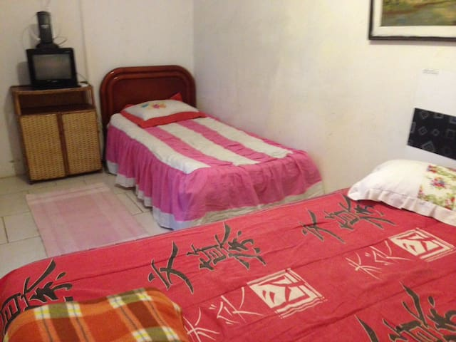 suite com varanda e cozinha - Itajaí - Σπίτι διακοπών