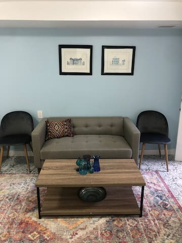 Modern Equipped Studio in Bed Stuy Brownstone