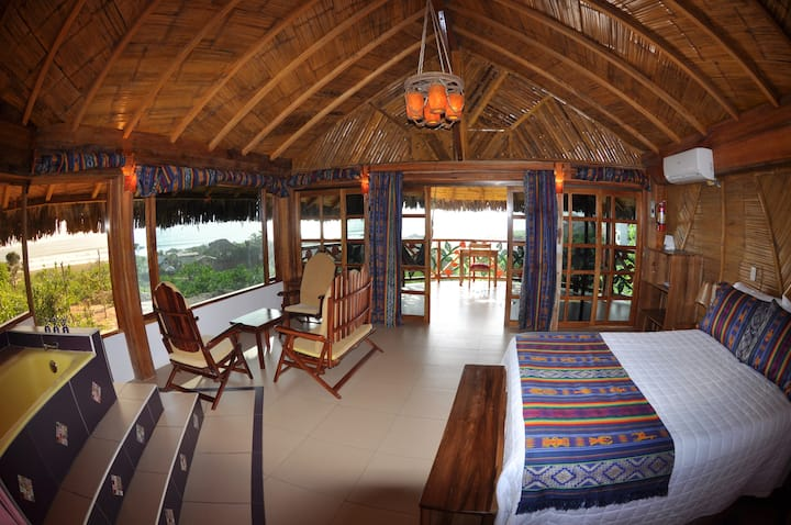 Eco-lodging: Majestic View: 9