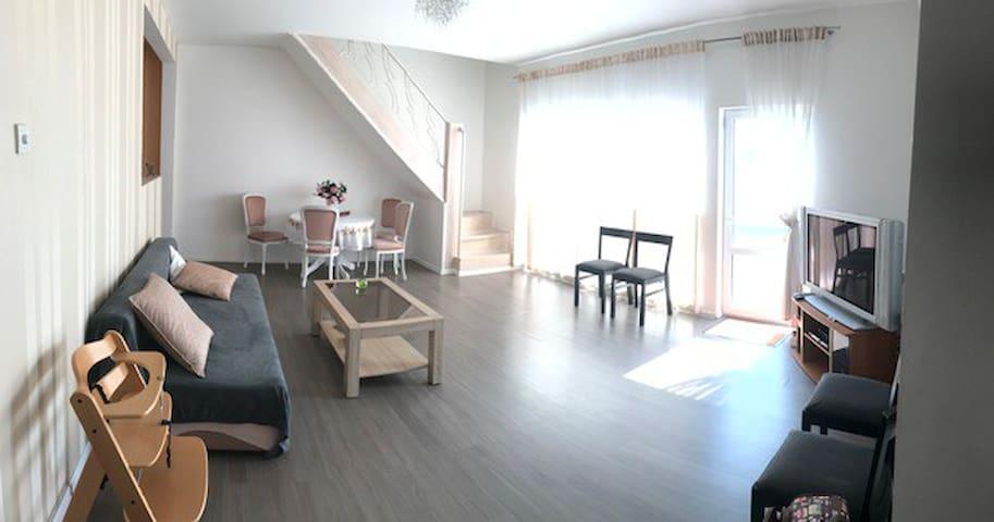 Зал, отдых, дом  у моря в Леонидово, Санжейка, Черноморск, Одесса. Haus am Meer mieten, rent a house by the sea Leonidovo, Odessa.