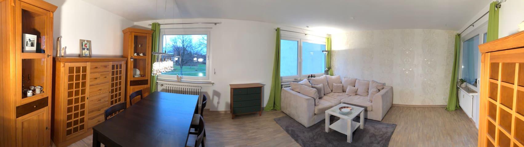 Top! 4 Zimmer Wohnung 102 m2 Zentrum- und Messenah