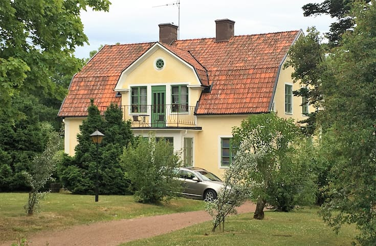 Charming big house close to Vimmerby - Södra Flaka - Maison