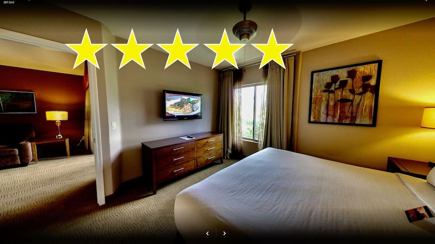 Voted BEST resort 2BR Next to SEDONA HILTON