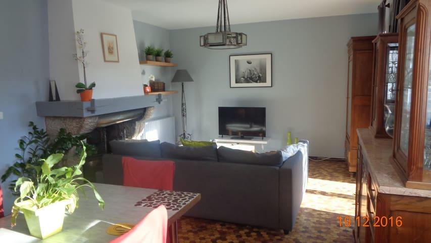 Appartement de charme dans les Pyrénées Ariégeoise