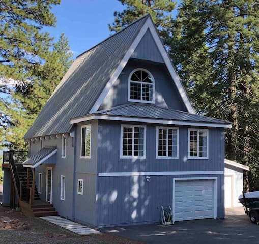 Family Fun Cabin At Lake Almanor