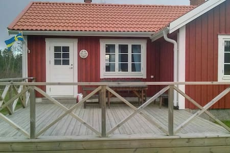 2 room rent in the cute house - Ryd - Hus